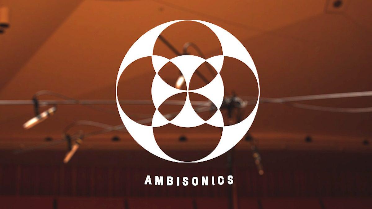 Ambisonics(アンビソニックス)とは?