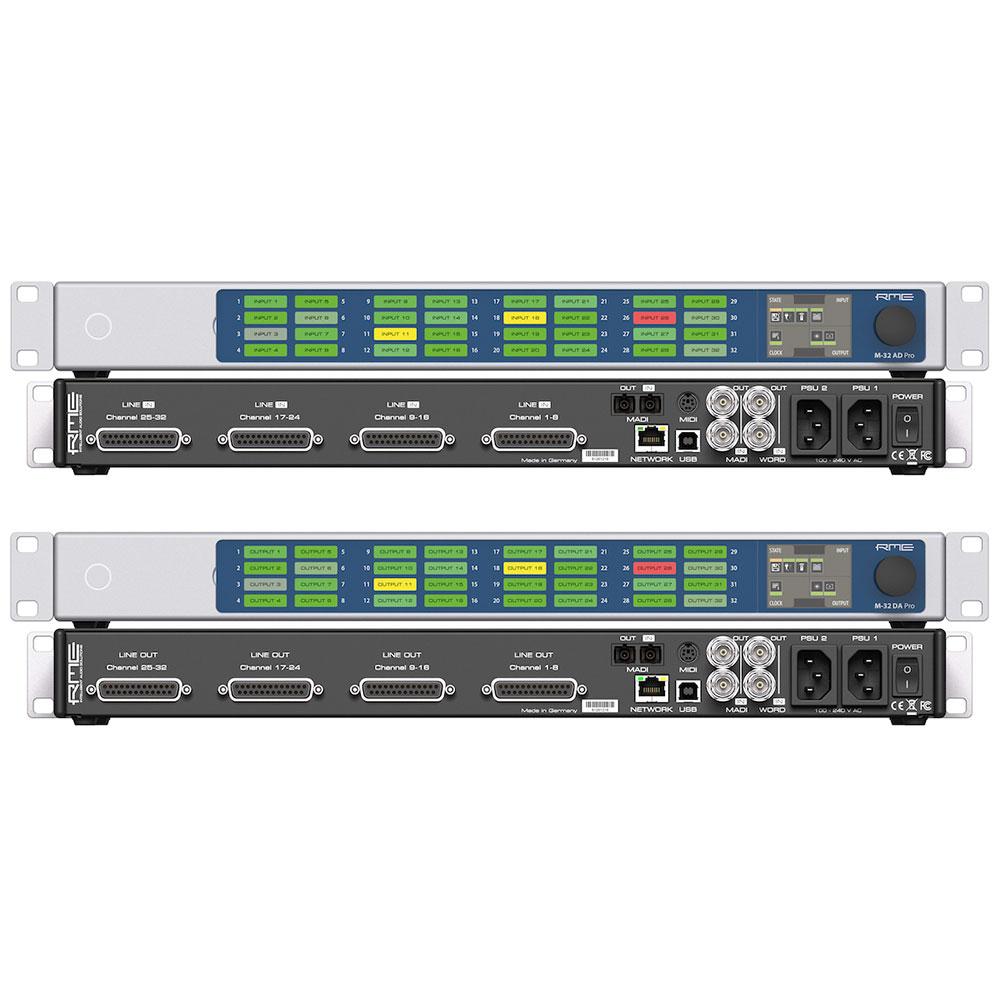 RME M32 Pro Series