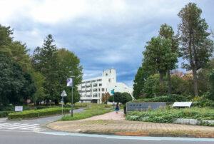 筑波大学 : 情報学群 情報メディア創成学類のキャンパス