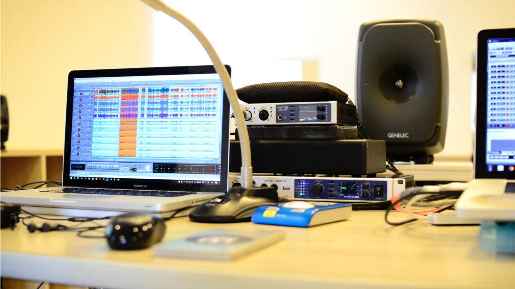 Bloom of Sound 2020  MADI レコーディング システム