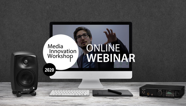Media Innovation Workshop | ONLINE
