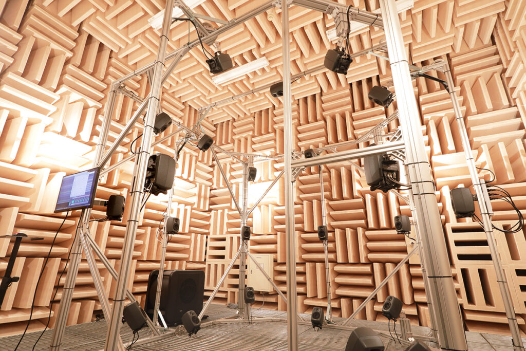 Genelec 高臨場感音響再生設備