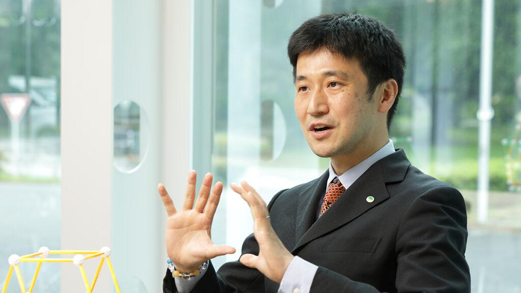 日立製作所 研究開発グループ 田部洋祐氏