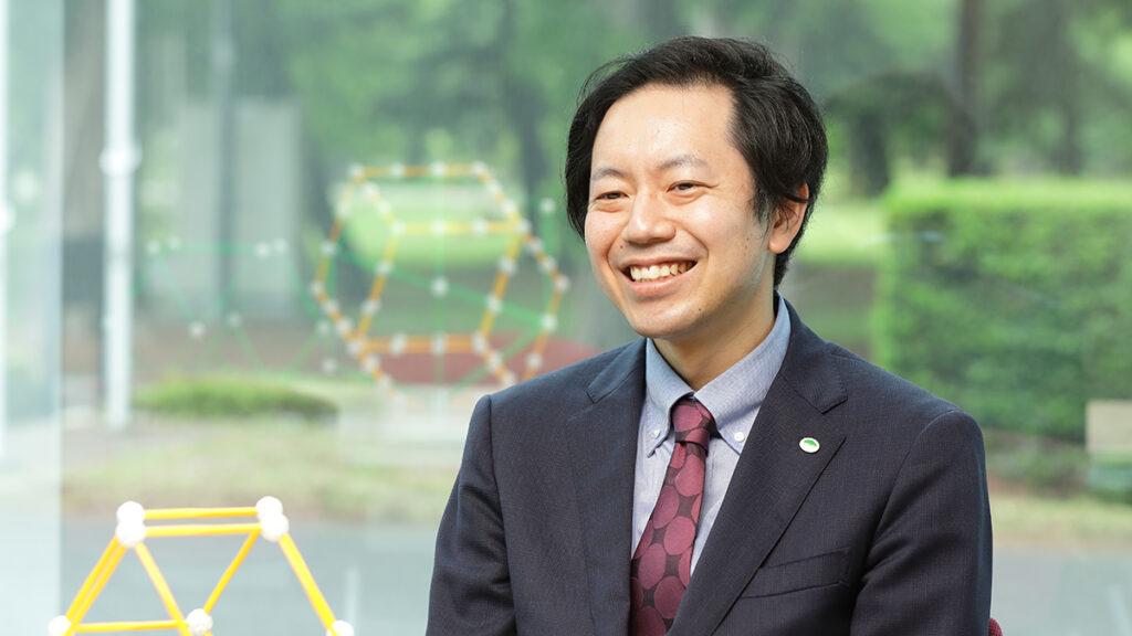 日立製作所 研究開発グループ 山内源太氏