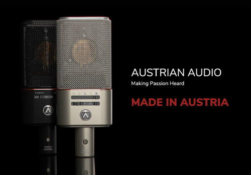 Austrian Audio OC818/OC18