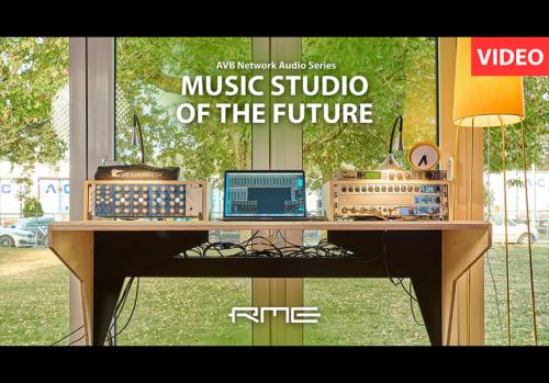 AVB-Studio Setup