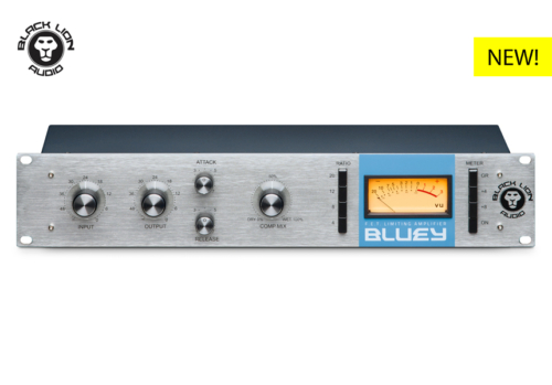 Black Lion Audio / Bluey